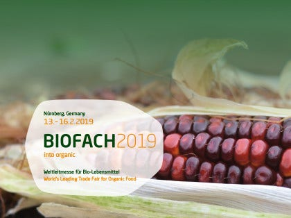Neuigkeiten: Biofach 2019