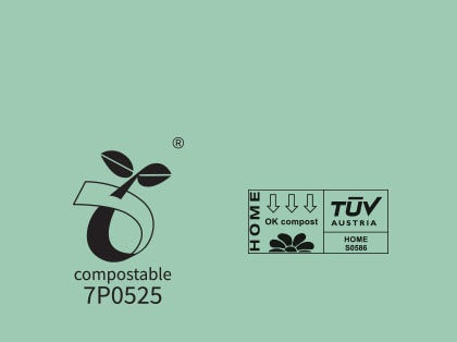 Certificate: Compostable / EN-13432