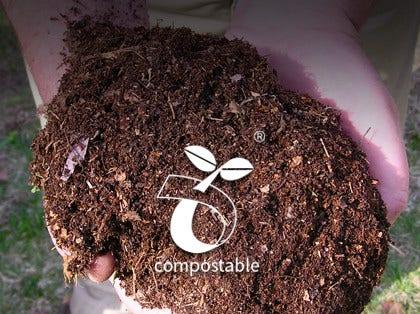 Neue Studie: kompostierbare Biopolymere