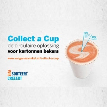 Collect a cup