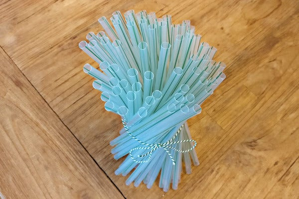 Bioplastic straws